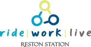 TDM Reston Station Logo